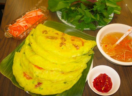 Địa chỉ ăn bánh xèo tại Đà Nẵng