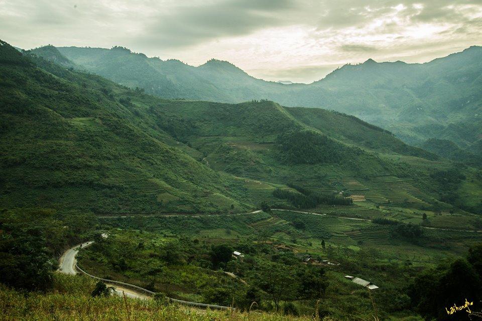 Con đường Hạnh Phúc - Hà Giang