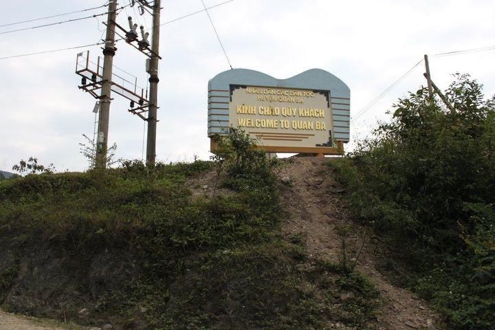 Cổng trời Quản Bạ - Hà Giang