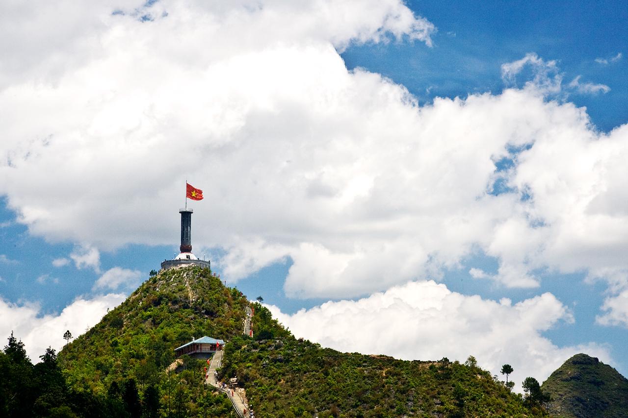 Cột cờ Lũng Cú - Hà Giang