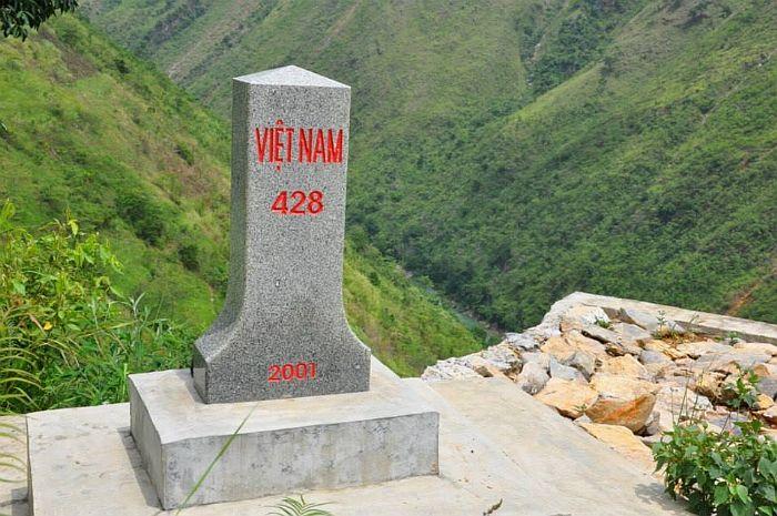 Cột mốc 428 Hà Giang