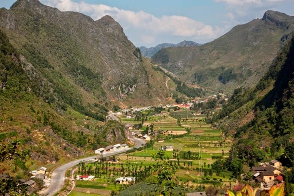 Thung lũng Sủng Là - Hà Giang