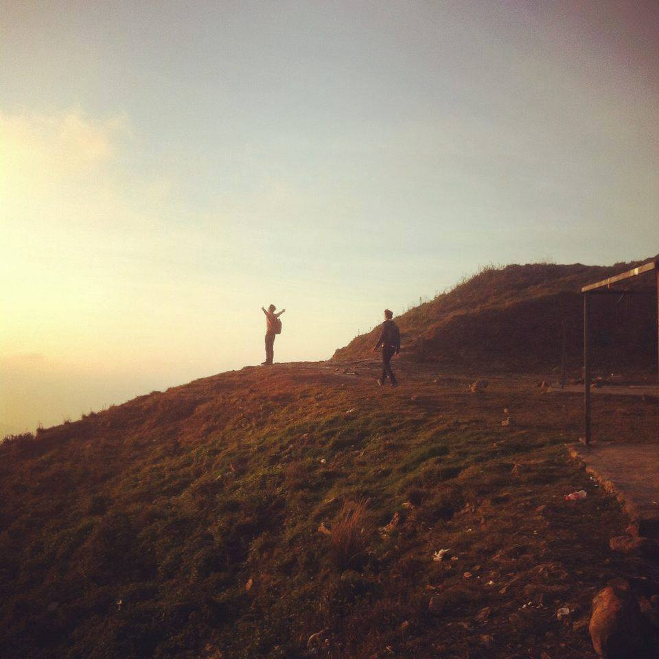 Mùa đông lên Lạng Sơn ngắm núi Mẫu Sơn