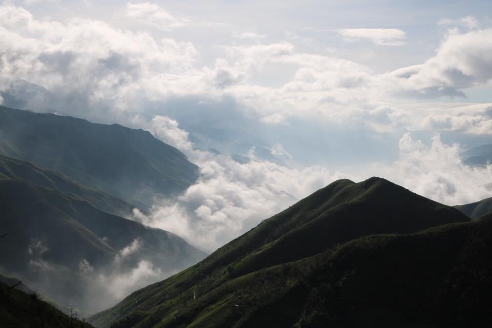 Mùa đông lên Sơn La đi săn mây ở Tà Xùa