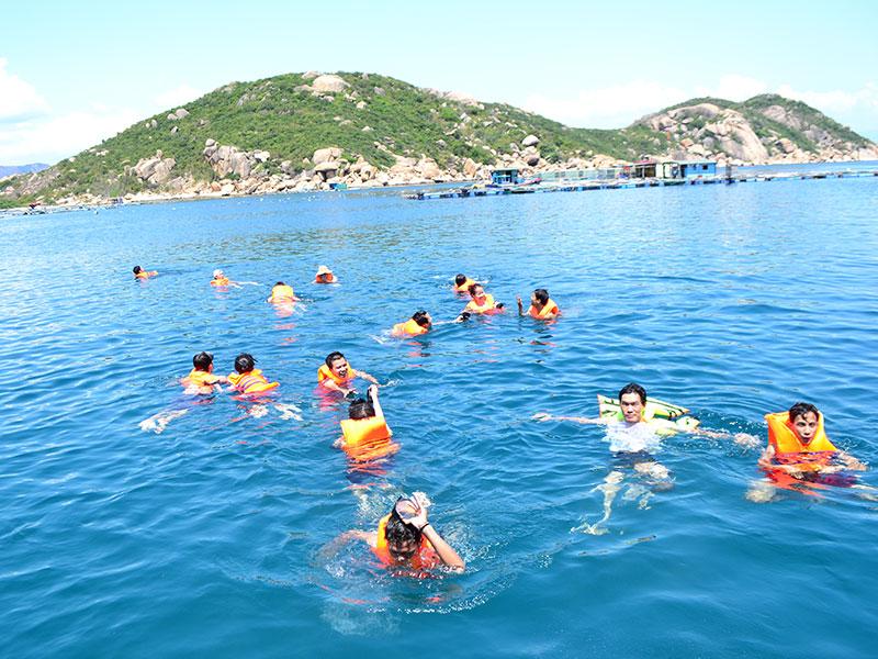 Đảo Hòn Rơm Nha Trang