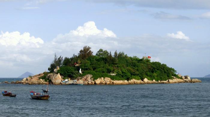 Đảo Hòn Đỏ Nha Trang