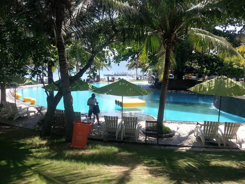 Resort trên đảo Hòn Tằm Nha Trang