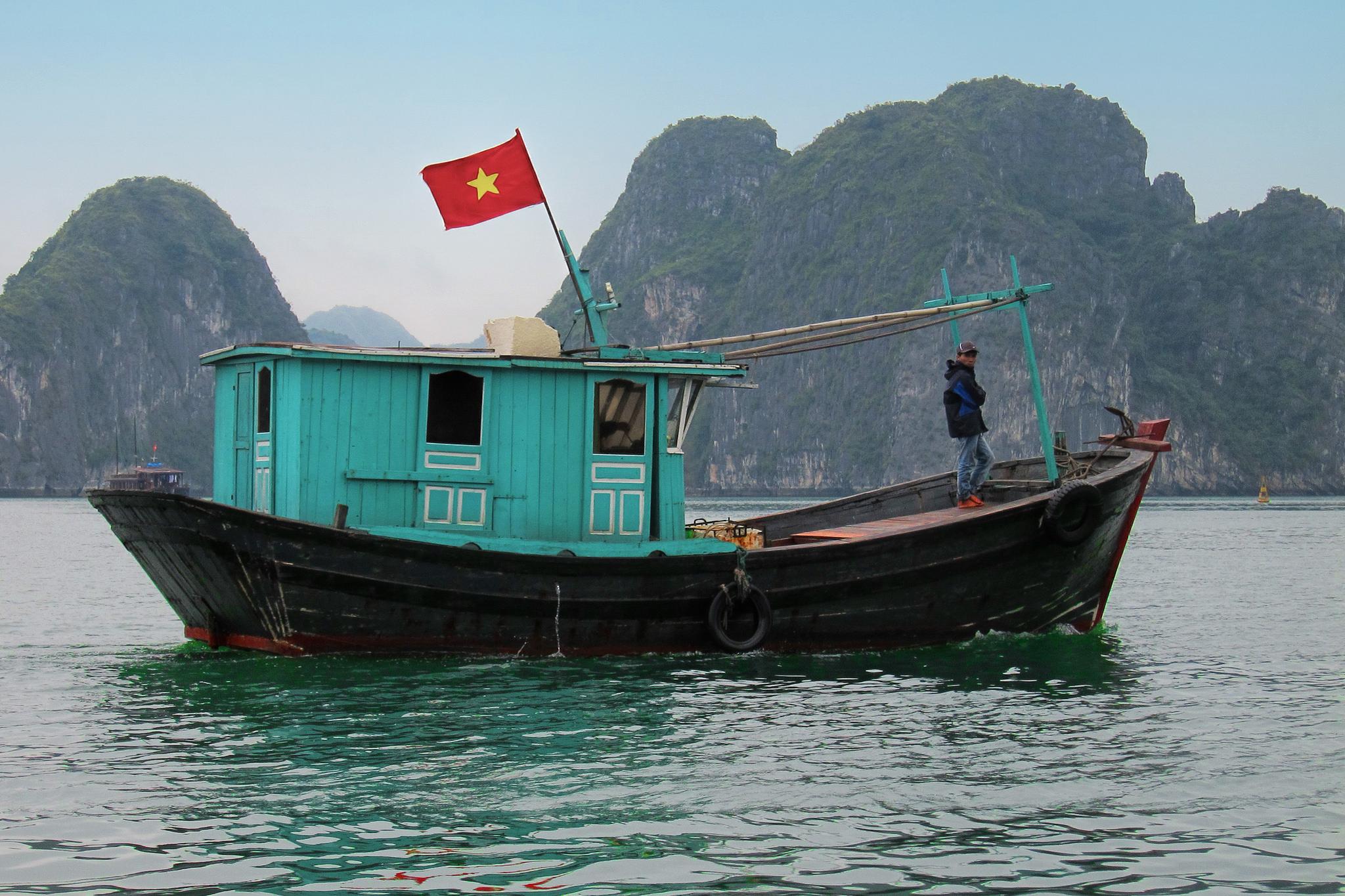 Du lịch Hạ Long Quảng Ninh tháng 5
