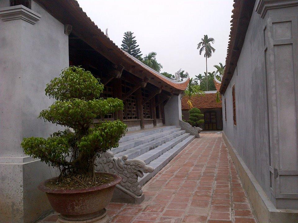 Chùa Bút Tháp tỉnh Bắc Ninh