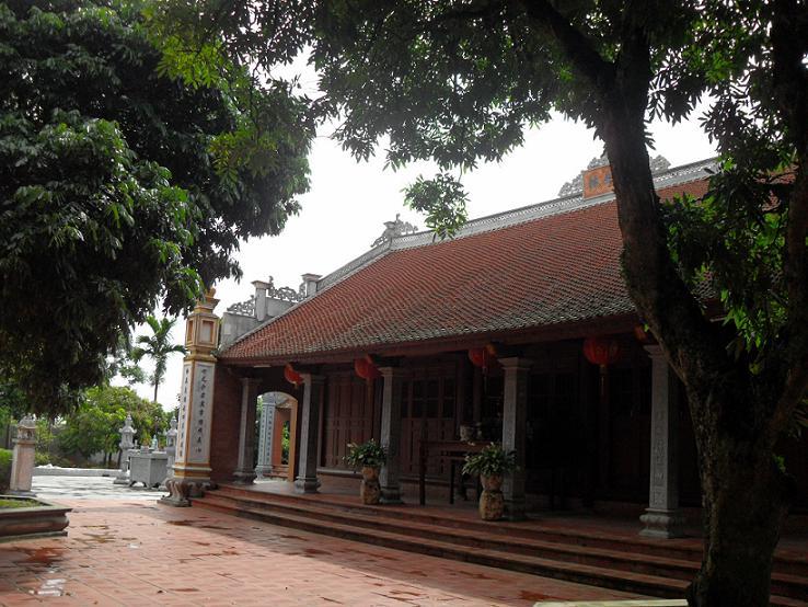 Chùa Phúc Lâm Bắc Ninh