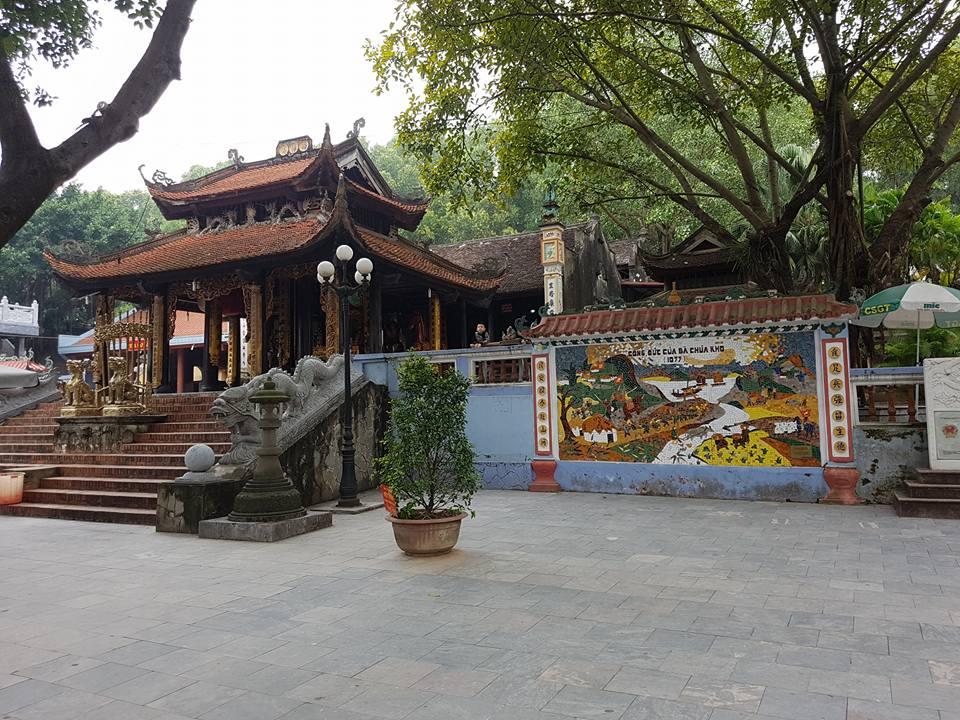 Đền Bà Chúa Kho Bắc Ninh