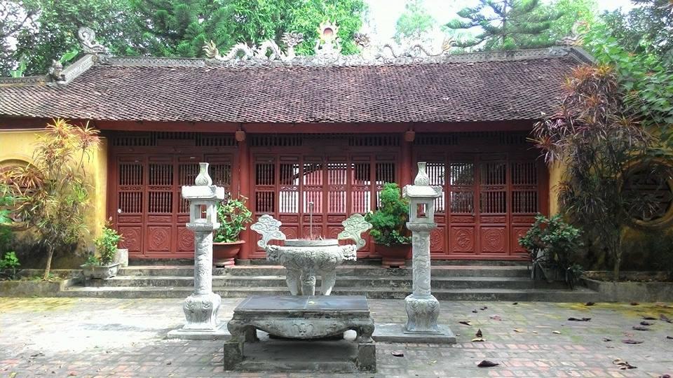 Thành cổ Luy Lâu Bắc Ninh