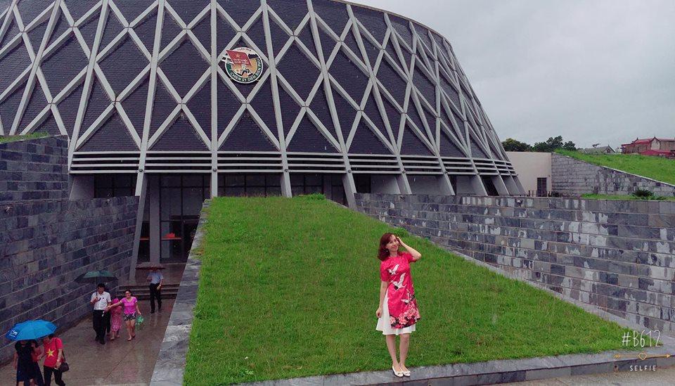Bên trong bảo tàng chiến thắng Điện Biên Phủ