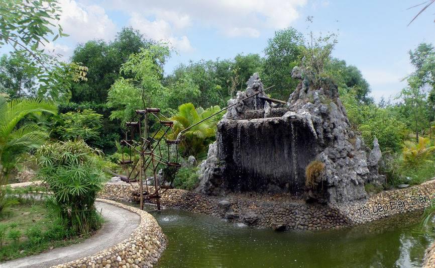 Suối khoáng nóng Hua Pe