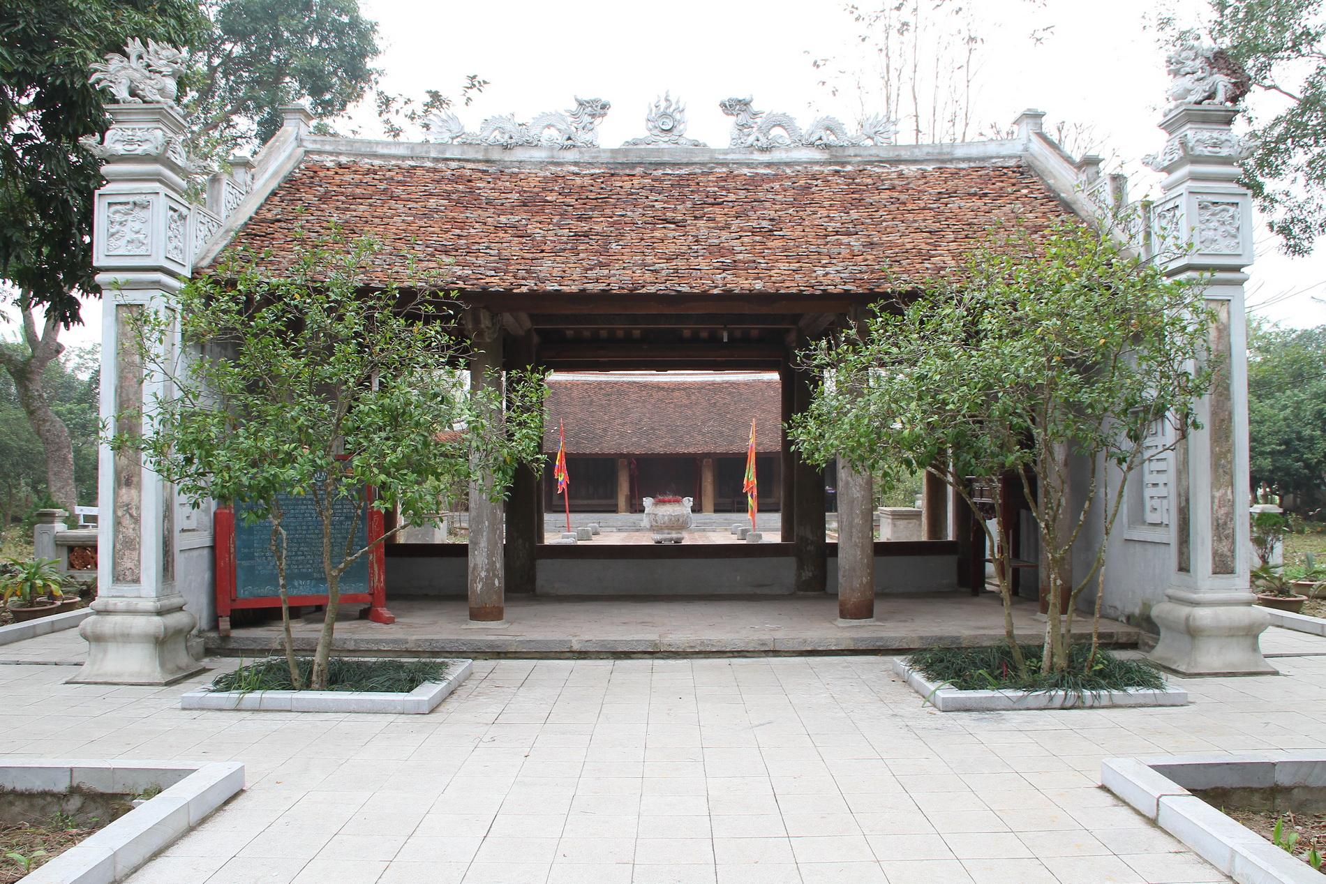 Đền thờ Vua Lê Đại Hành Ninh Bình