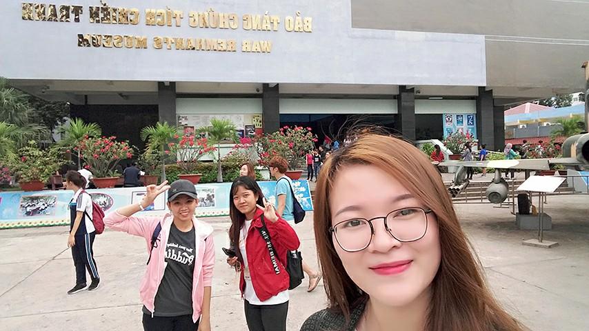 Bảo tàng chứng tích chiến tranh Sài Gòn