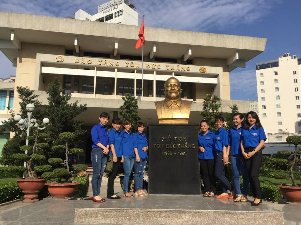 Bảo tàng Tôn Đức Thắng Sài Gòn