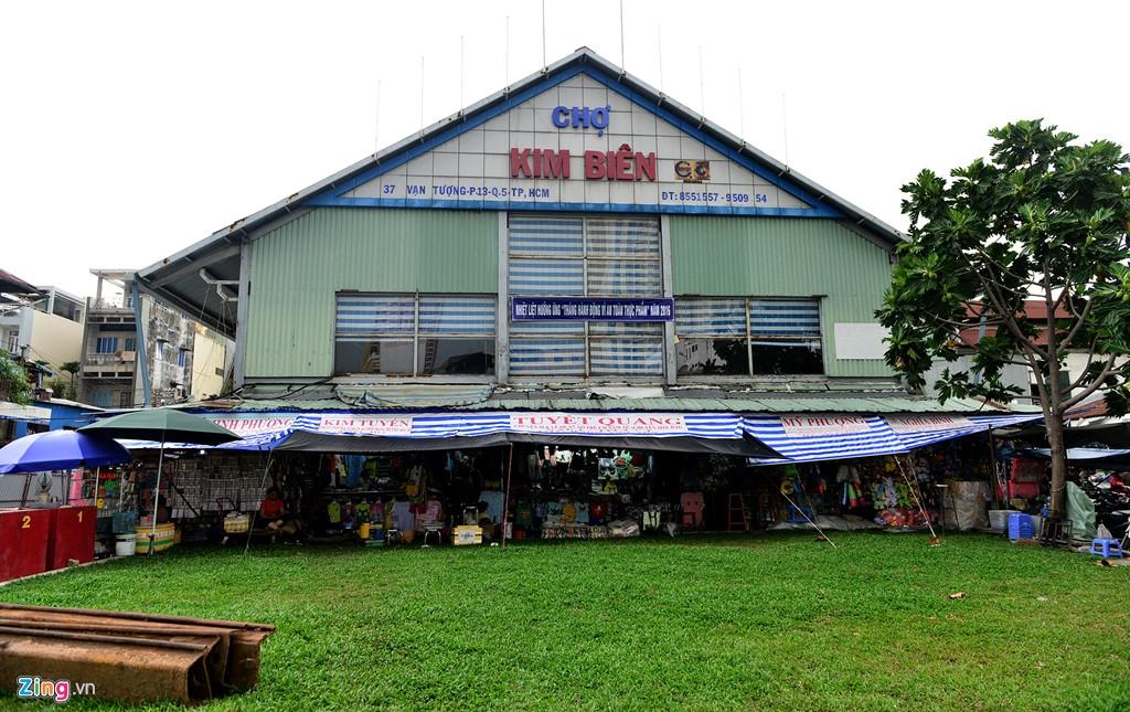 Chợ Kim Biên Sài Gòn