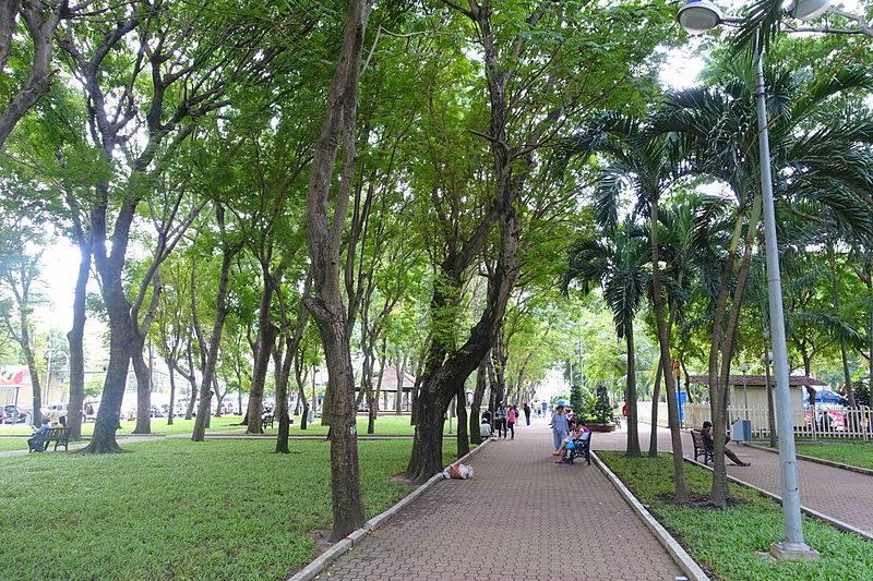 Công viên 23/9 Sài Gòn