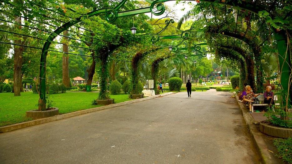 Công viên Tao Đàn Sài Gòn