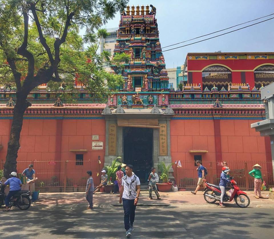 Đền Hindu Mariamman Sài Gòn