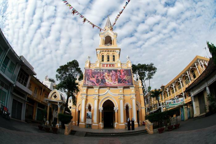 Nhà thờ Cha Tam Sài Gòn