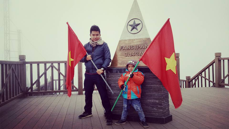 Đỉnh Fansipan - Nóc nhà Đông Dương