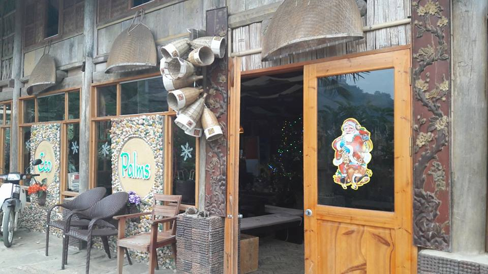 Eco Palm House - homestay ở Sapa