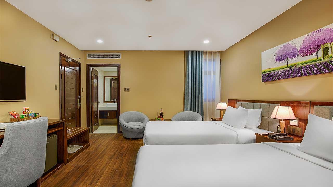 Phòng khách sạn Adamo Đà Nẵng