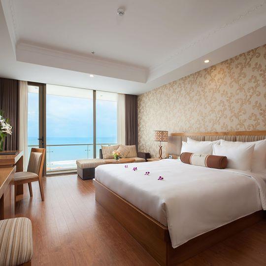 Phòng khách sạn Diamond Sea Đà Nẵng