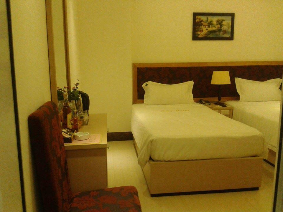 Tiện nghi bên trong khách sạn Ruby Nha Trang