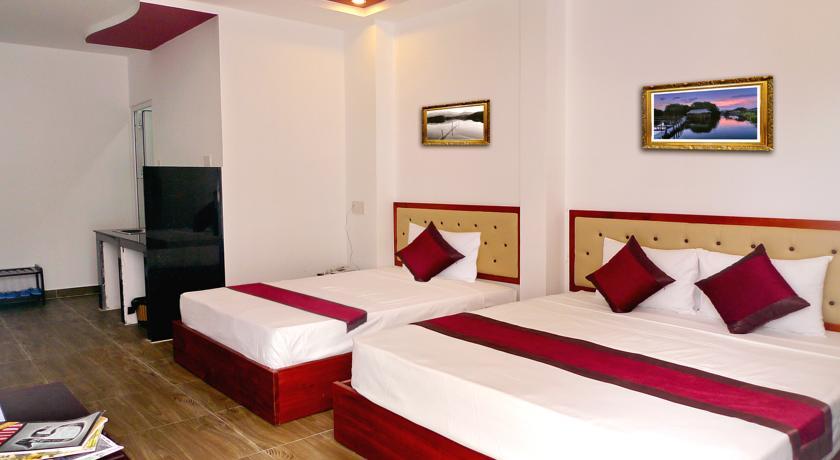 Khách sạn Merlion Nha Trang
